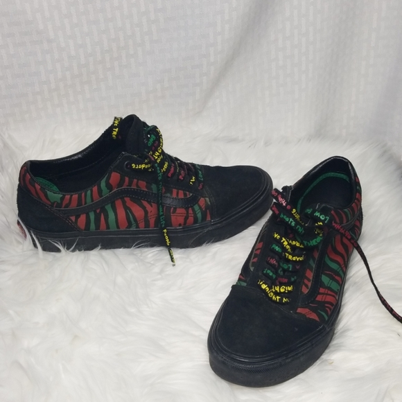 Vans Other - ATCQ Old Skool Vans shoes